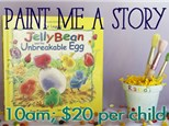 Paint Me A Story: Jelly Bean