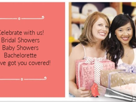 Showers/Bachelorettes