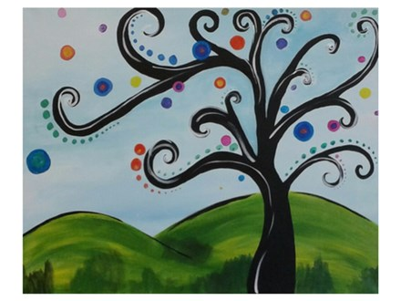 Wineday Wednesday!!! Paint & Sip $25 - July 19