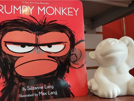 Grumpy Monkey Story Time