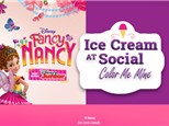 Fancy Nancy Ice Cream Social - Sunday, July 15th 2018