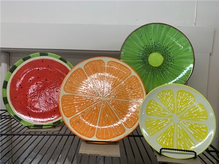 Fruit Plate To Go Kits