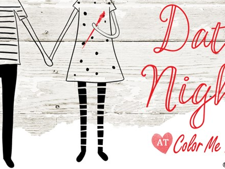 4th Friday • Date Night • Color Me Mine Littleton