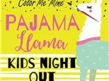 Pajama Llama - Kids Night Out