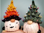 Holiday Lighted Gnome - NEW IN!