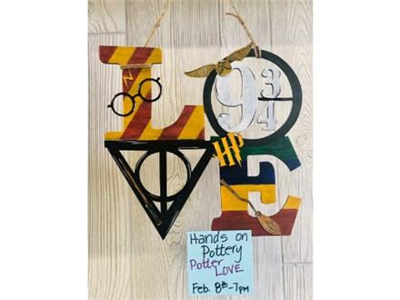 You Had Me at Merlot - Potter Love - Feb. 8th