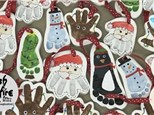 Prints in Clay - Holiday Keepsake Ornaments & Plaques