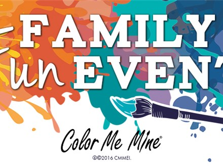 FAMILY Painting Fun Event ~ Sunday 3/29