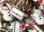 Adult Holiday Cookies 101: Let's Get Jingle Jolly! (Nov. 19th)