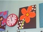 Teen Canvas Art Events @Crazy Glaze Ceramic Studio