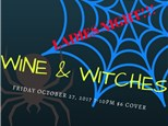 """Ladies Night!! """"Wine and Witches"""""""