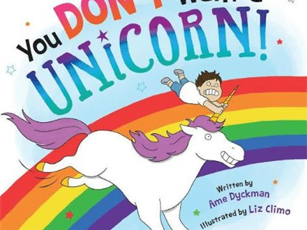 Story Time Art - You DON'T Want a Unicorn - Evening Session - 08.14.17