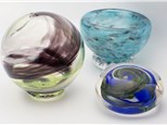 glassblowing open house at glassybaby madrona - july 31st