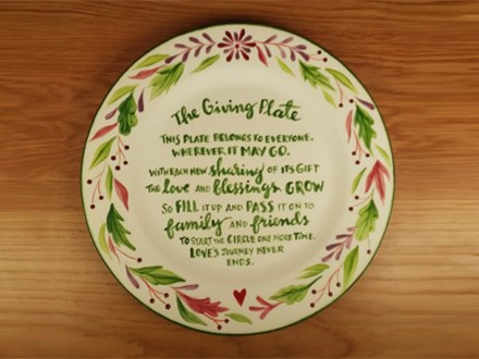 Nov 4th • Giving Plate Party • Color Me Mine Aurora