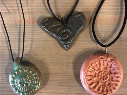 Clay Jewelry Essential Oils Night! Saturday, July 22nd 7-9p