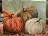 Pumpkin Paint Class 9/16 (Tabitha)