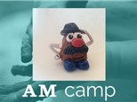 Mr. Potato Head (Toy Factory) August 10th, Morning Camp 2017