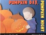 Story Time Art - Pumpkin Day, Pumpkin Night - 10.02.17 - Evening Session