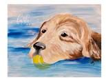 Puppy Paint Class