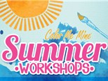 Summer Workshop: Art Around the World-France July 18 & 19, 2018