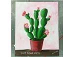 Paint n Sip: Cactus