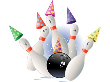 """Image result for birthday bowling clipart"""""""