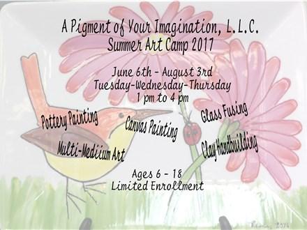 APOYI Summer Art Camp 2017