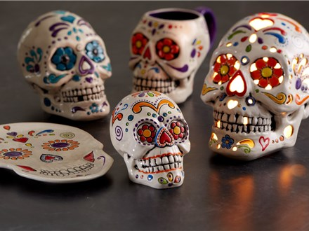 Sugar Skull Paint Party - Oct 2