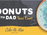 Donuts With Dad - Sunday, June 17th: Father's Day Painting!