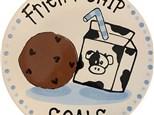Friend-Chip Plate Online Zoom Class Thursday July 23, 2020 1pm-2pm