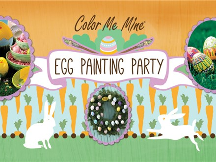EATER EGG PAINTING PARTY