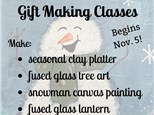 Kids' Holiday Gift Making Classes