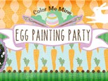 Family Egg Painting Party - March 11