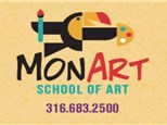 Wichita Montessori - Second Semester Monart Drawing- Sculpture & Printmaking - Wed. 3:00 pm
