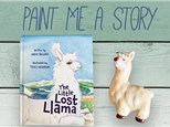 Paint Me A Story: The Little Lost Llama