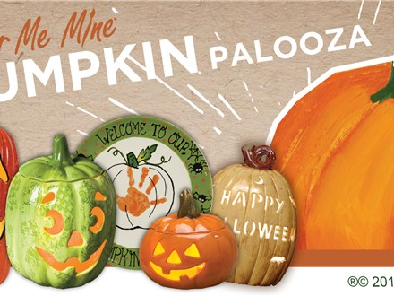 Pumpkin Palooza! September 24th