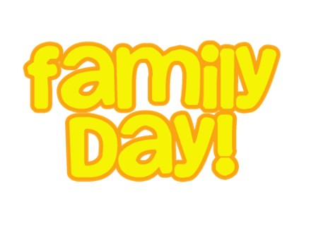 Family Day Group Studio Fee Special - October 27th
