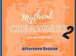 Mythical Creatures 2 Virtual Camp at Cafe Monet: Austin