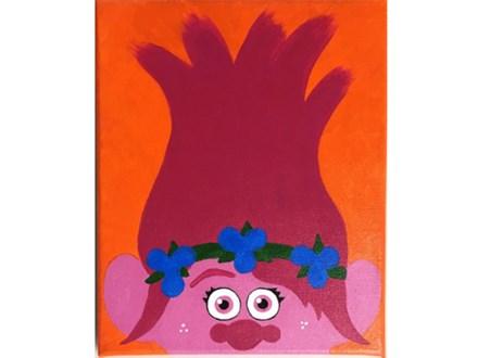 Poppy Kids Canvas - 09/22