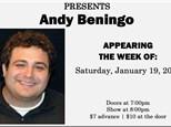 Andy Beningo - January 19th