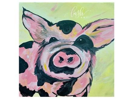 Piggerton Baconsfield Paint Class