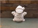 Custom Name Carved Santa
