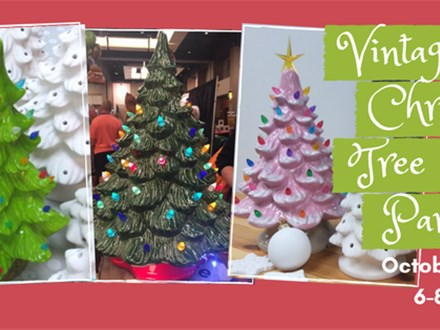 Vintage Christmas Tree Party - Night 2