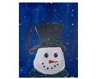 Snowman Portrait - Paint & Sip - Nov 30