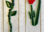Fused Glass - Flower Garden Stakes - Morning Session - 05.31.19