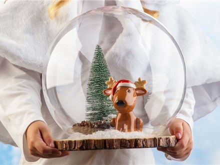 Painting with Santa - December 9th  9am to 11am