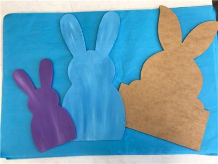 Easter Peeps for the Family - Board Art