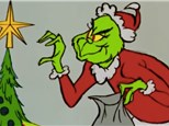 Grinch Painting Party- December 5th
