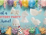 Birthday Party At Home Kit