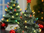 Christmas in September Tree Painting, Wednesday, 9/25, 6-8